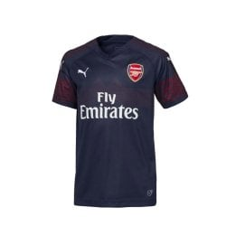 Arsenal Away Junior Short Sleeve Jersey 2018/2019