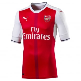 Arsenal Home Mens Authentic Jersey 2016/2017