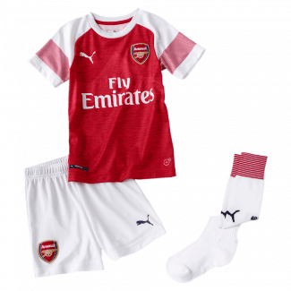 Arsenal Home Mini Kit 2018/2019