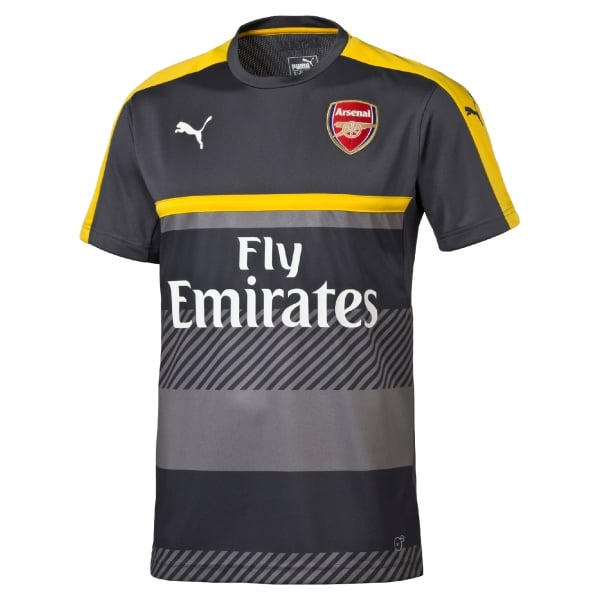 Puma Arsenal Junior Training Jersey
