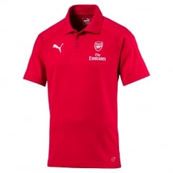 Arsenal Mens Casual Performance Polo Shirt