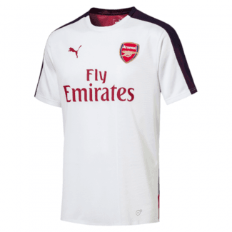 Arsenal Mens Stadium Short Sleeve Jersey 2018/2019