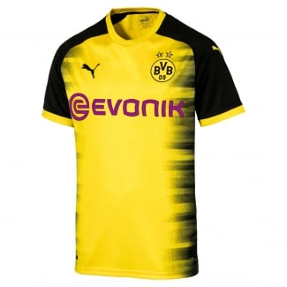 Borussia Dortmund International Junior Short Sleeve Jersey 2017/2018