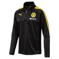 Borussia Dortmund Junior 1/4 Zip Training Top