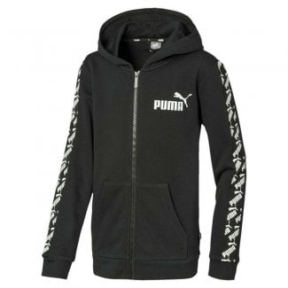 Boys Amplified Hooded Jacket