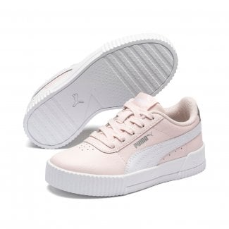 Puma Lifestyle Trainers For Girls