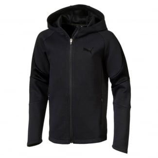 Evostripe Move Boys' Full Zip Hoodie