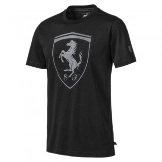 Ferrari Big Shield Mens T-Shirt