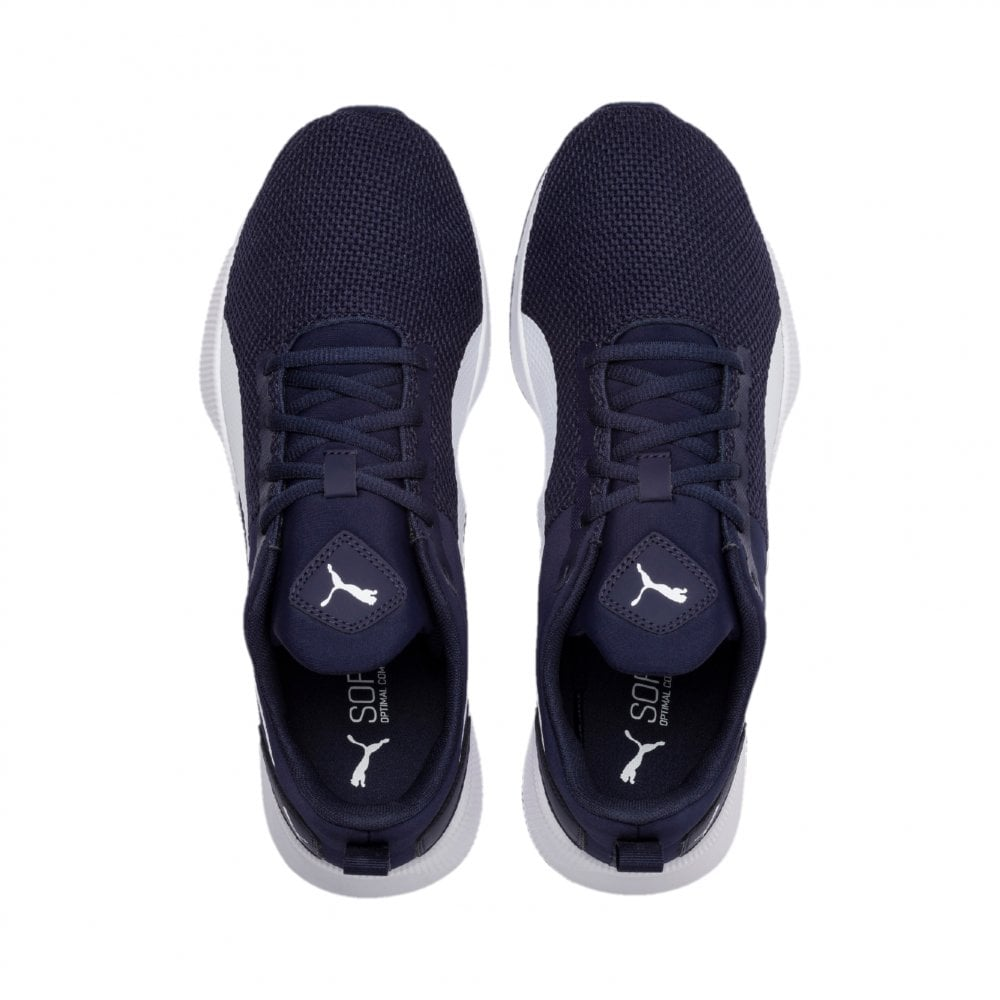 sports shoes 8e3a7 ed498 ... Puma Flyer Runner Mens Running Shoes ...