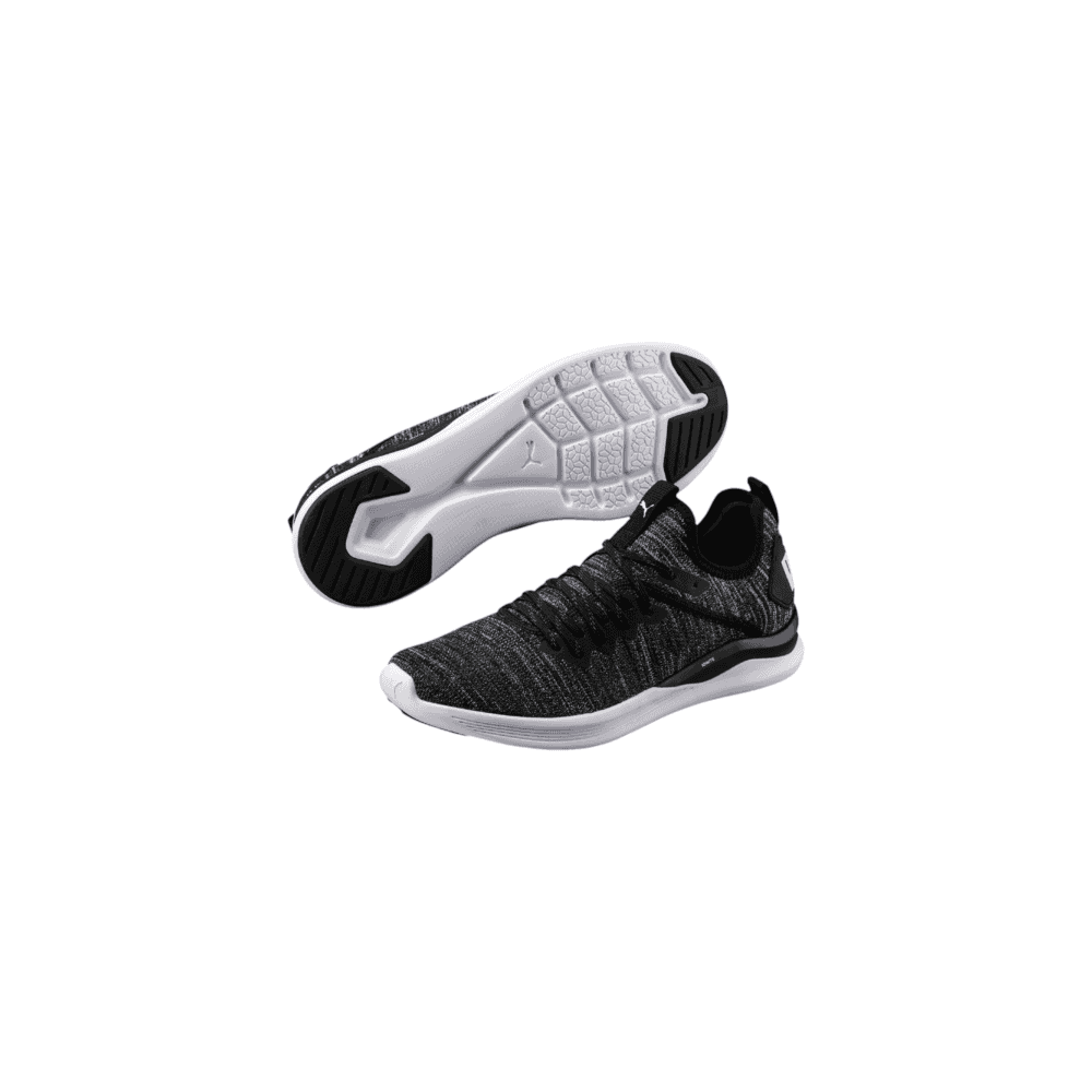half off f8dc4 b7c2e Puma IGNITE Flash evoKNIT Men's Running Shoes