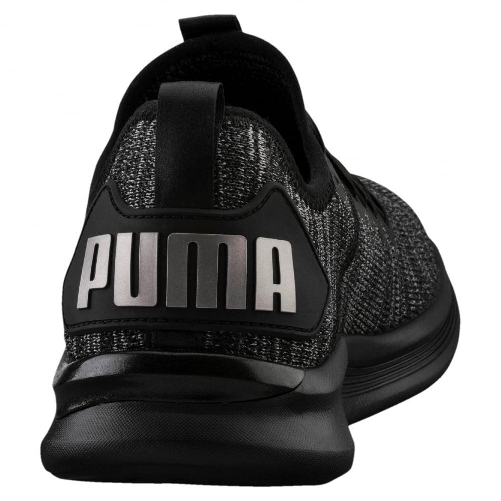 finest selection 93066 9c00c Puma IGNITE Flash evoKNIT Satin En Pointe Trainers