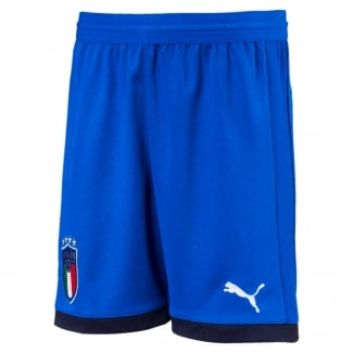 Italy Home Junior Short 2018