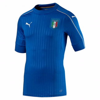 Italy Home Mens Authentic Jersey 2016/2017