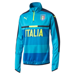 Italy Junior 1/4 Zip Training Top