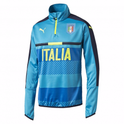 Italy Mens 1/4 Zip Training Top