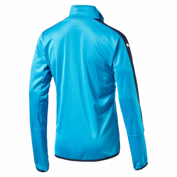 Puma Italy Mens 1/4 Zip Training Top