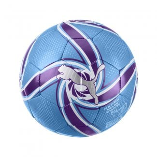 Manchester City Future Flare Fan Mini Ball