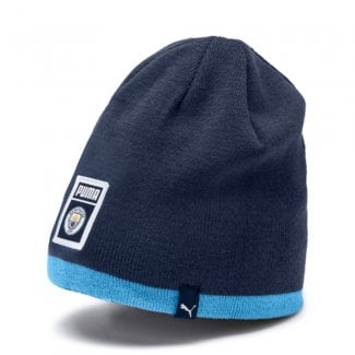 Manchester City Reversible Beanie