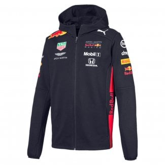 Mens Aston Martin Red Bull Racing Team Hoodie