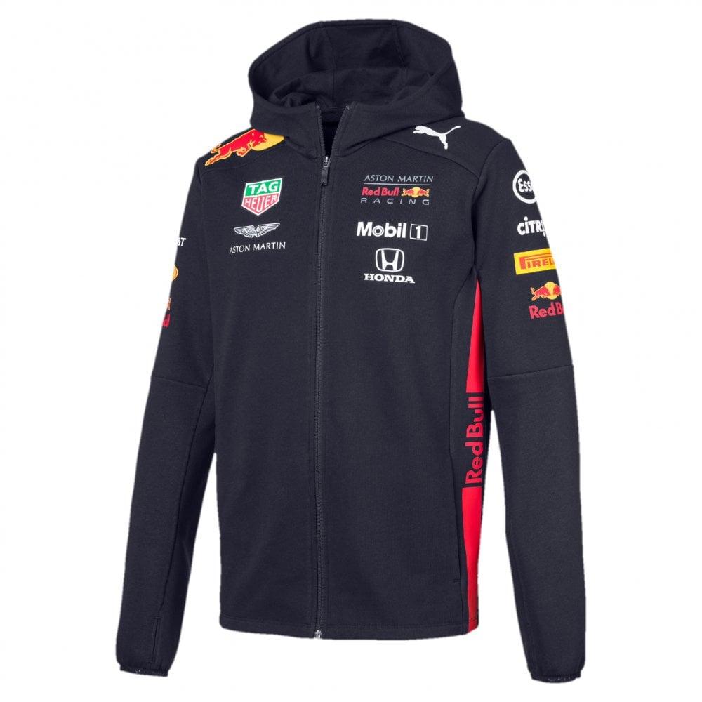 Puma Mens Aston Martin Red Bull Racing Team Hoodie - Puma ...