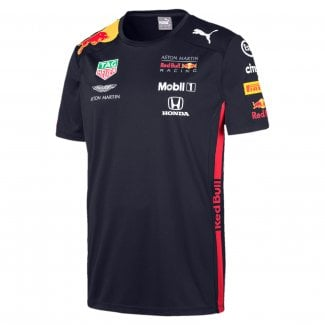 Mens Aston Martin Red Bull Racing Team T-Shirt