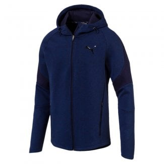 Mens Evostripe Full Zip Hoody