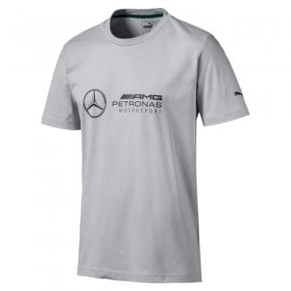 Mens Mercedes AMG Petronas Short Sleeve T-Shirt