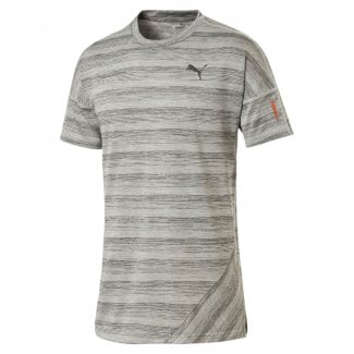 Mens Pace Short Sleeve Running T-Shirt