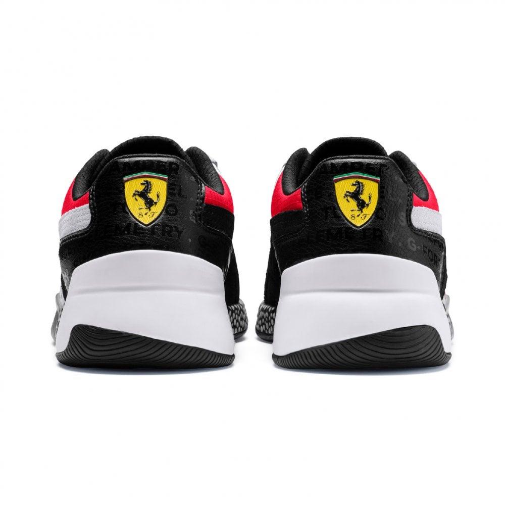 Puma Mens Scuderia Ferrari Speed HYBRID Trainer - Puma ...