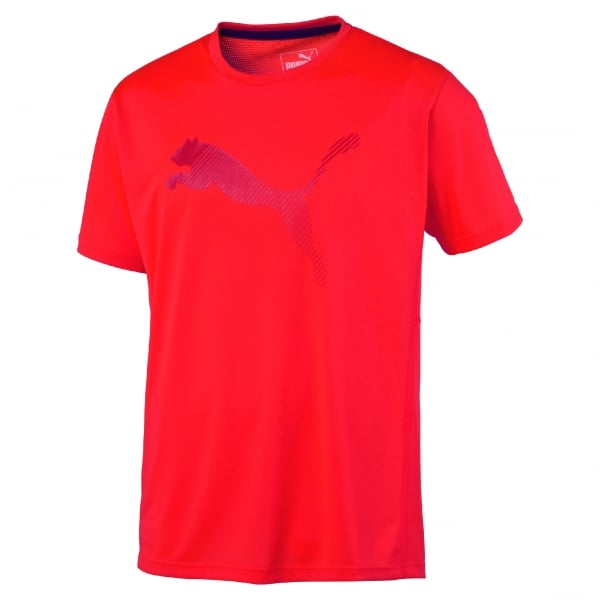 Puma Mens Vent Cat T-Shirt