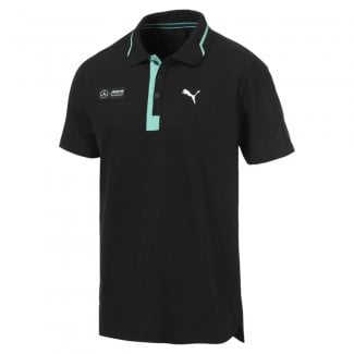 Mercedes AMG Petronas Mens Polo Shirt