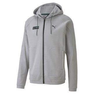 Mercedes AMG Petronas Motorsport Mens Sweat Jacket