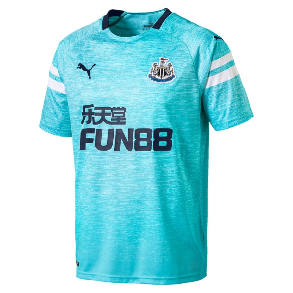 52aa1aeb8 Puma Newcastle United 3rd Mens Short Sleeve Jersey 2018/2019 - Puma ...