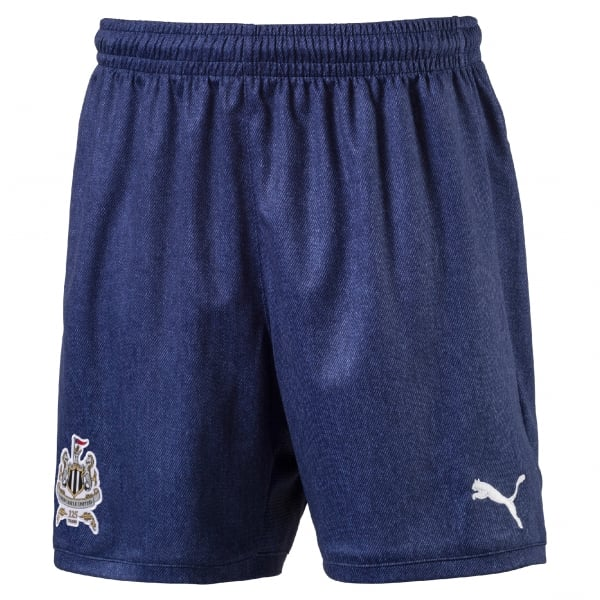 Puma Newcastle United Away Junior Short 2017/2018