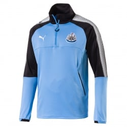 Newcastle United Junior 1/4 Zip Training Top