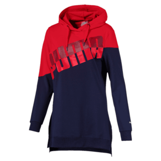 Womens Ace Blocked Hoodie
