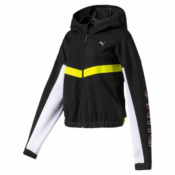 Puma Womens HIT Feel It Sweat Jacket