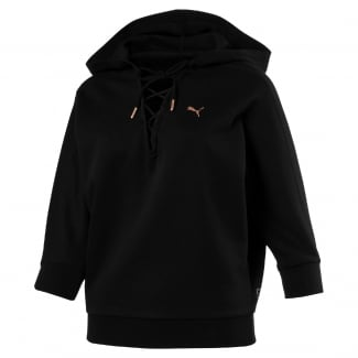 Womens Yogini Cropped Hoody