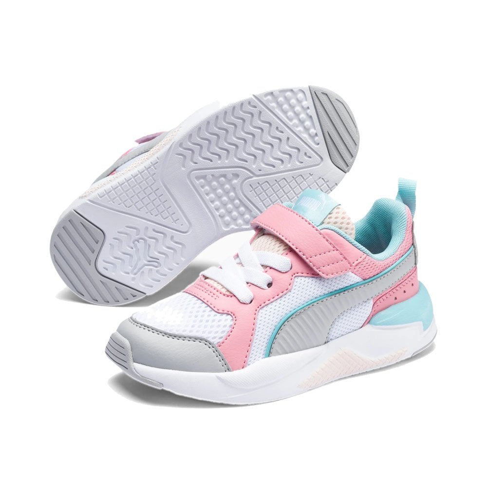 Puma X-Ray AC Kids Trainers - Juniors from Excell Sports UK