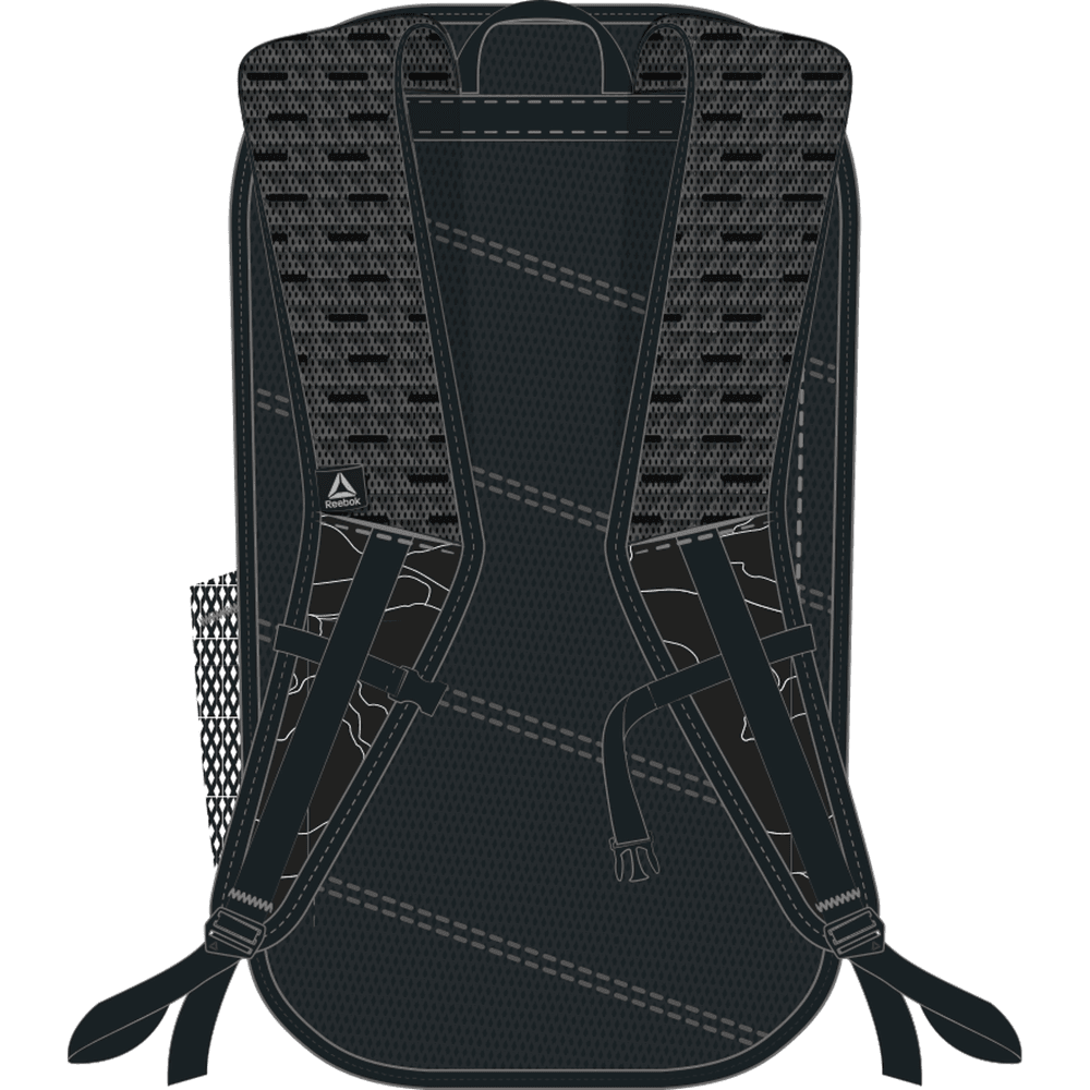 Reebok Active Enhanced Graphic Backpack 24L - Reebok from Excell ...