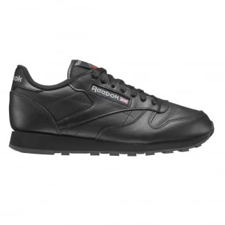 Classic Leather Trainer