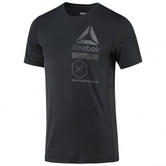 Mens Activchill Zoned Graphic Tee
