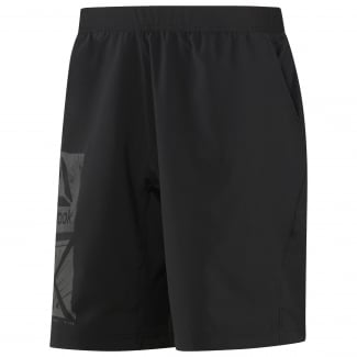Mens SpeedWick Graphic Speed Short