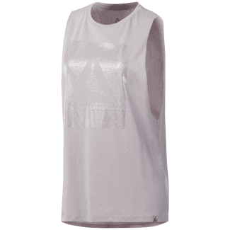 Womens GS Shine Delta Muscle Tank