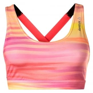 Womens Gymana Short Bra