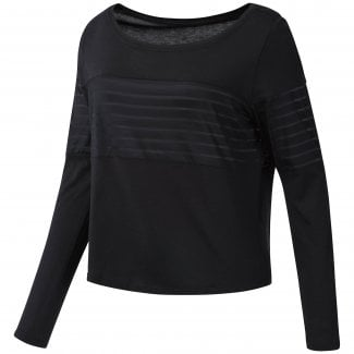 Womens Mesh Longsleeve Layer