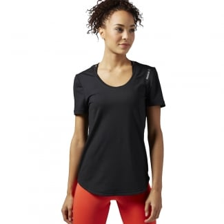 Womens Work Out Ready SpeedWick Tee