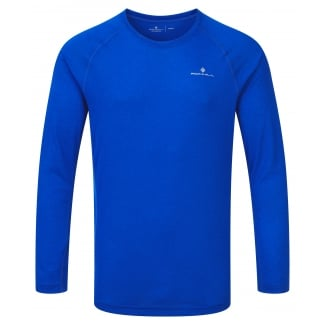 Mens Advance Motion L/S Tee