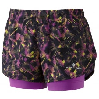Womens Momentum Twin Short