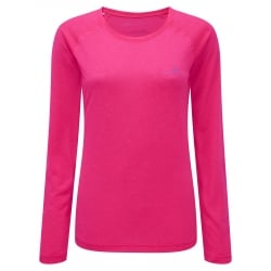 Womens Vizion Motion L/S Tee